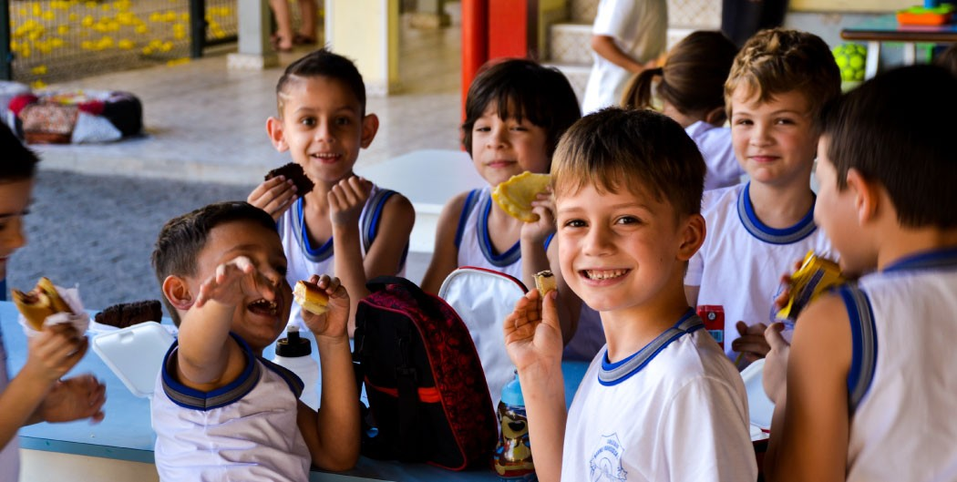 Colégio Madre Francisca Lampel educação infantil