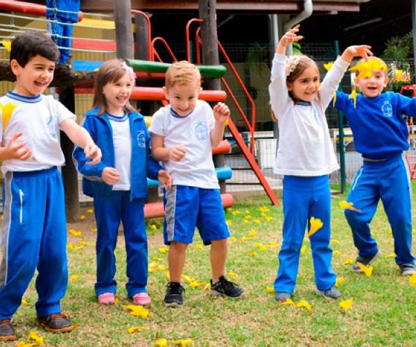 educação infantil Colégio Madre Francisca Lampel