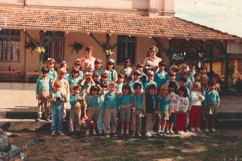 colégio madre em 1989