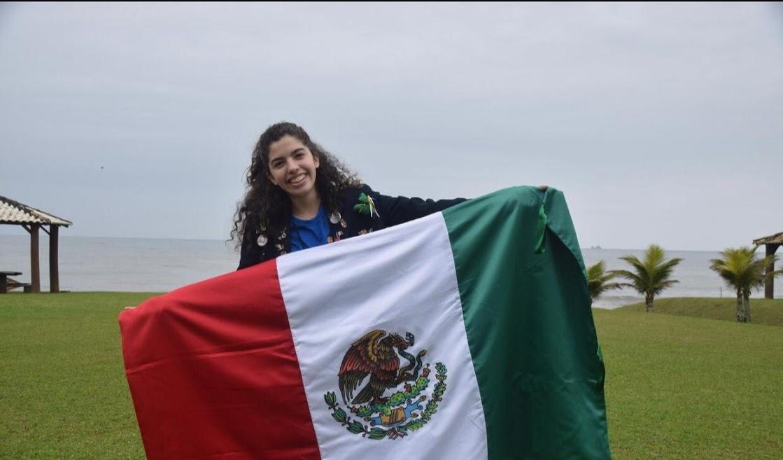 #EstudarFora - Saiba mais sobre como está sendo a experiência da nossa intercambista mexicana!
