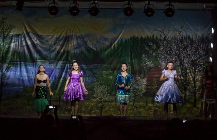 Lampel Grupo de Dança - Magical Dance Tour