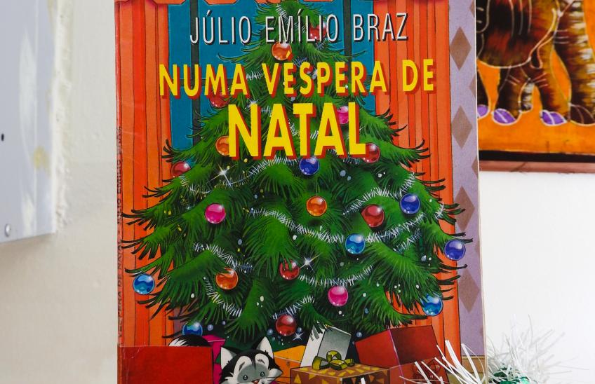 Numa Véspera de Natal - Sugestão de Leitura Infantil