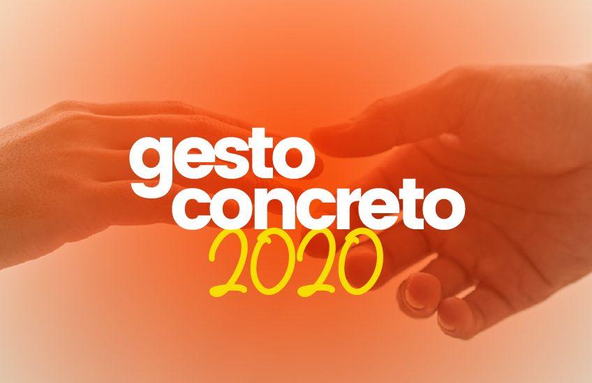 GESTO CONCRETO - Um projeto que nos aproxima